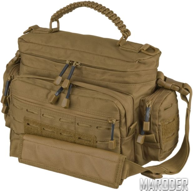 Сумка тактическая TACTICAL PARACORD BAG SM DARK COYOTE