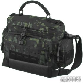 Сумка тактическая TACTICAL PARACORD BAG SM Multicam Black