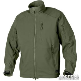 Куртка тактическая Soft Shell Delta Tactical Olive Green
