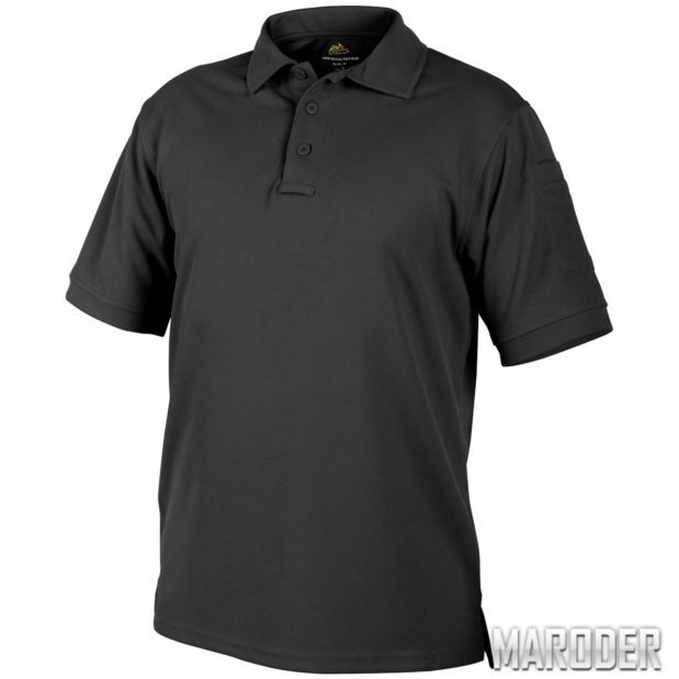 Футболка Polo UTL Black helikon хеликон