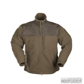 Куртка флисовая ELITE FLEECE JACKE HEXTAC OLIV