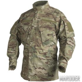 Китель CPU PolyCotton Ripstop Multicam