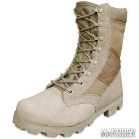 Ботинки US Desert Boots обзор и описание милтек