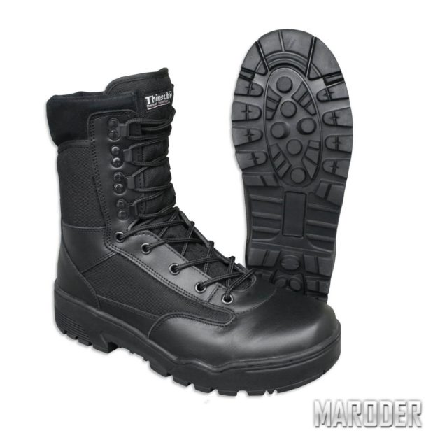 Зимние ботинки Thinsulate