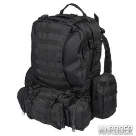 Рюкзак штурмовой DEFENSE PACK ASSEMBLY черный