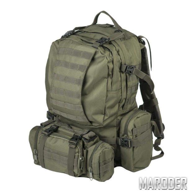 Рюкзак штурмовой DEFENSE PACK ASSEMBLY олива