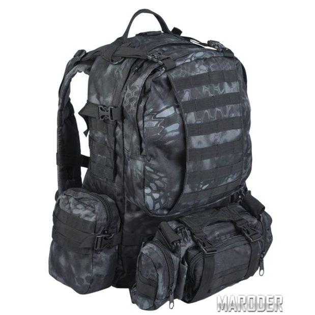 Рюкзак штурмовой DEFENSE PACK ASSEMBLY Typhon обзор от милтек