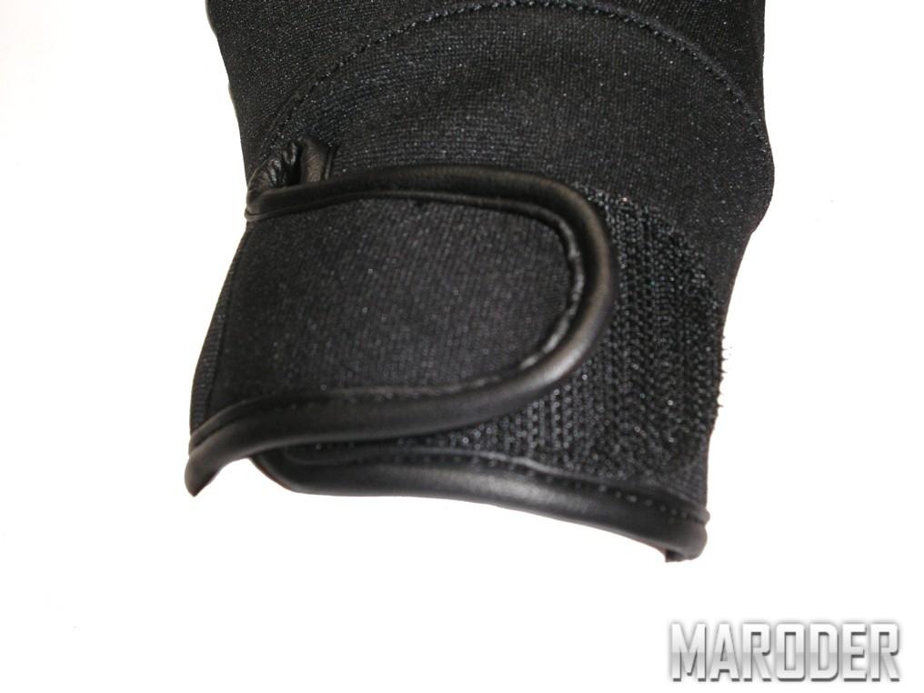 Перчатки Amaro стрелковые черные. Miltec тактические