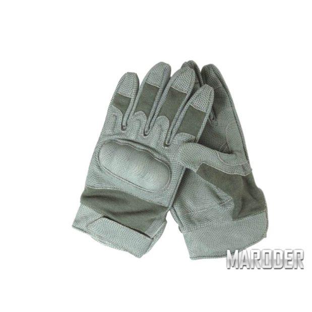 Перчатки тактические огнеупорные Nomex FG