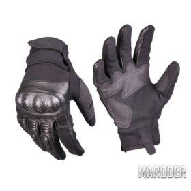 Перчатки тактические LEDER GEN.II черные