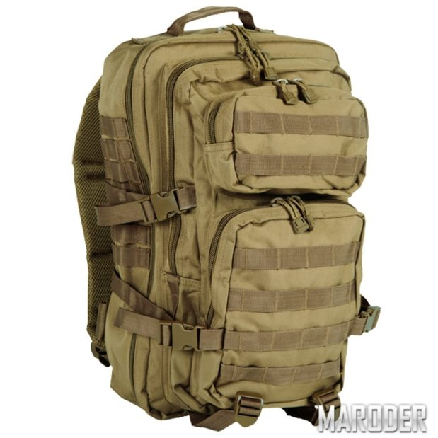Рюкзак тактический 36 литров койот