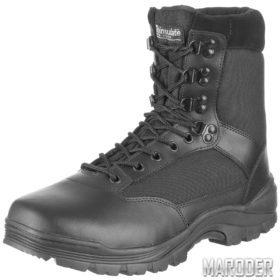 Ботинки зимние, утеплённые SWAT