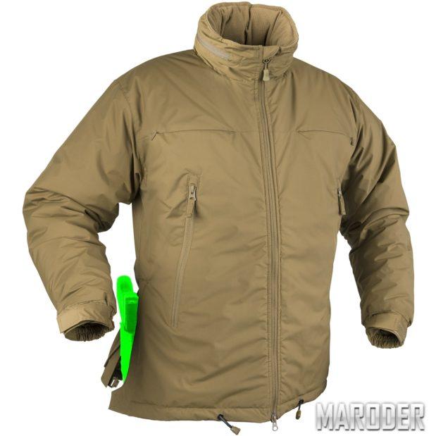Куртка зимняя HUSKY TACTICAL койот