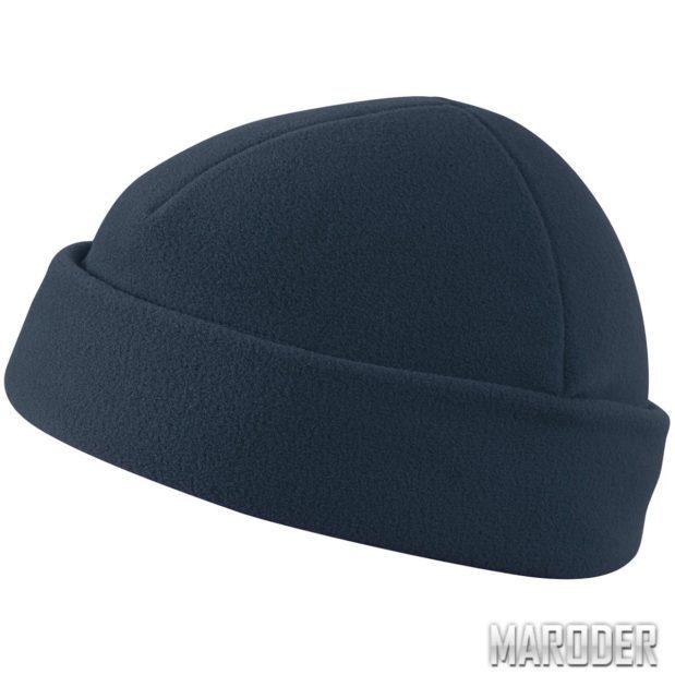 Шапка флисовая navy blue