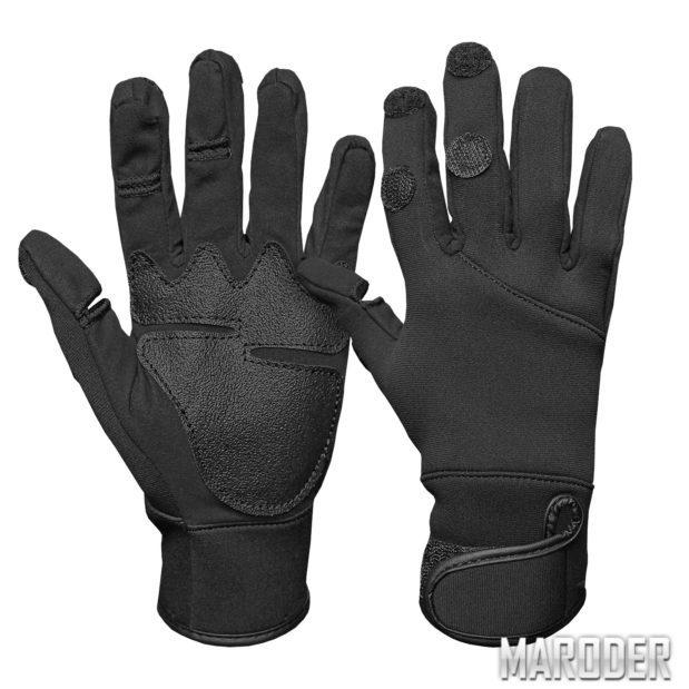 Перчатки Amaro стрелковые черные