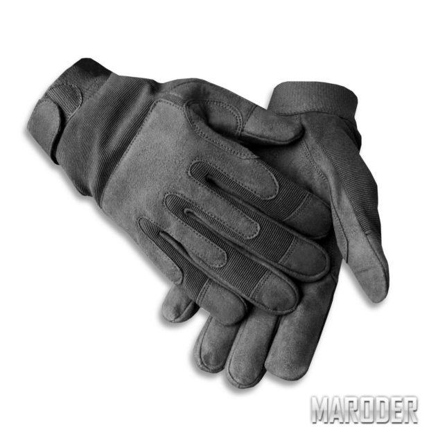 Перчатки стрелковые Army черные