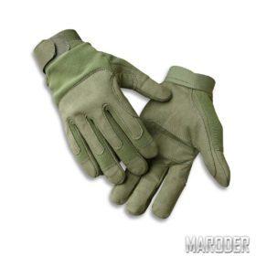 Перчатки стрелковые Army олива