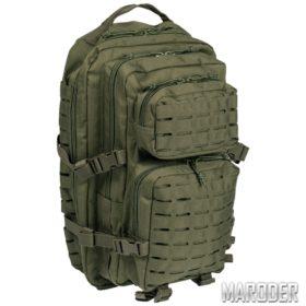 Рюкзак тактический 36 литров LASER CUT олива