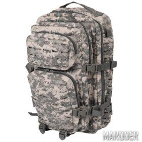 Рюкзак тактический 36 литров LASER CUT ACU