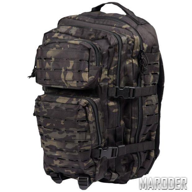 Рюкзак тактический 36 литров LASER CUT multicam black