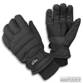 Перчатки зимние Thinsulate черные