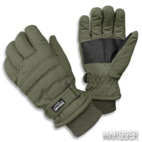 Перчатки зимние Thinsulate обзор