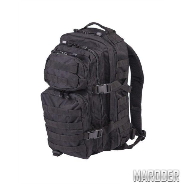 Рюкзак тактический 20 литров черный