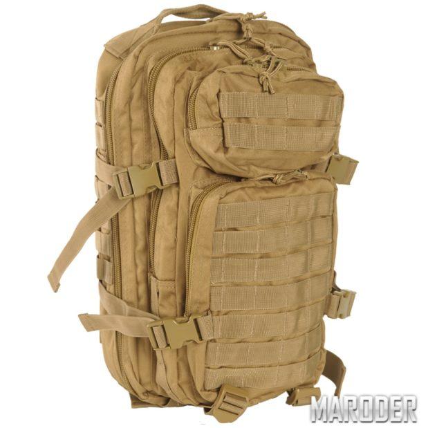 Рюкзак тактический 20 литров койот