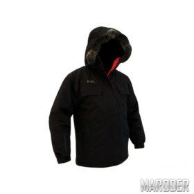 Куртка зимняя Contest черная