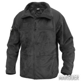 Флисовая куртка US GEN.III LEV.3 черная