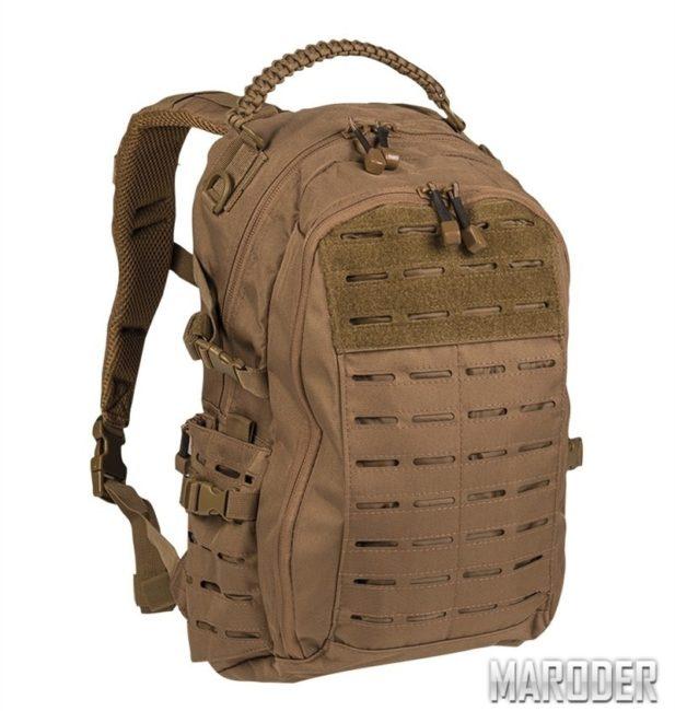 Тактический рюкзак MISSION PACK LASER CUT SM DARK COYOTE
