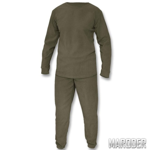 Комплект термобелья THERMOFLEECE олива
