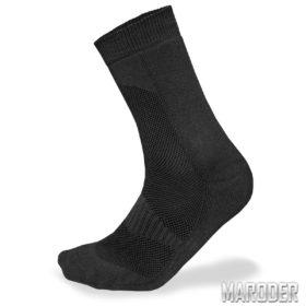 Носки трекинговые Coolmax черные
