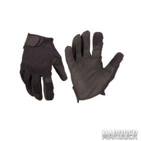 Тактические перчатки TOUCH черные. Miltec