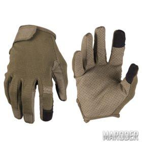 Тактические перчатки TOUCH олива