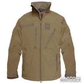 Тактическая куртка Softshell Jacket SCU 14 койот