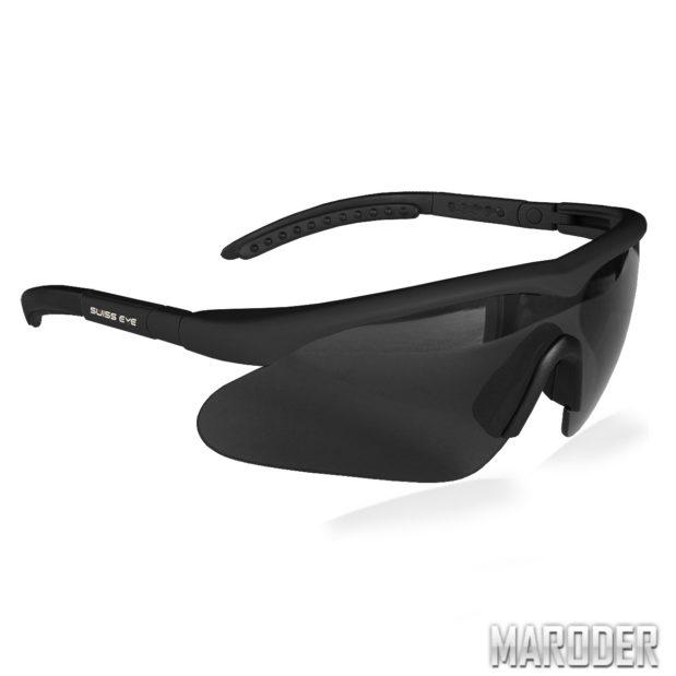 Очки тактические Swiss Eye RAPTOR Черные