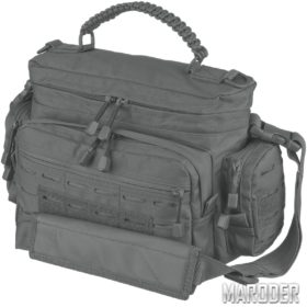 Сумка тактическая TACTICAL PARACORD BAG SM URBAN GREY