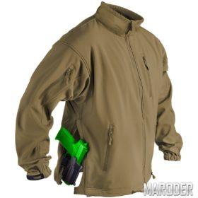 Куртка тактическая Jackal Soft Shell Coyote