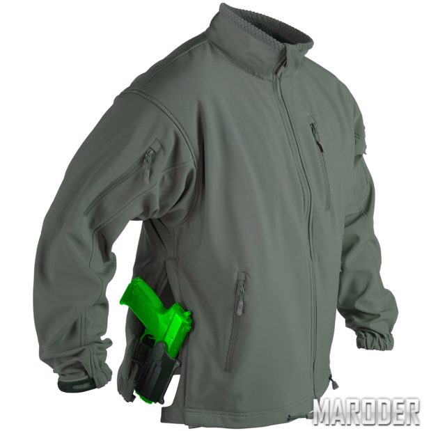 Куртка тактическая Jackal Soft Shell Foliage Green