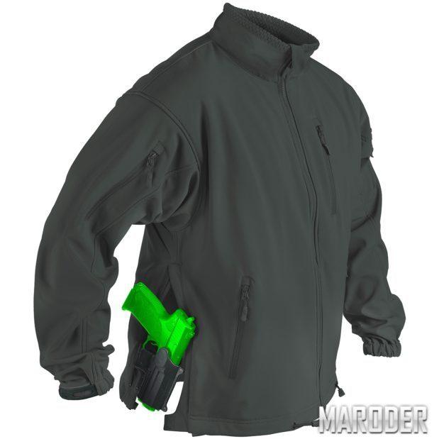 Куртка тактическая Jackal Soft Shell Jungle Green