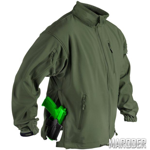 Куртка тактическая Jackal Soft Shell Olive Green