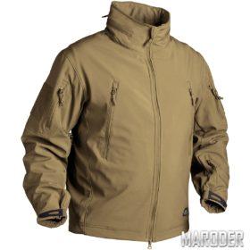Куртка тактическая Gunfighter Soft Shell Coyote