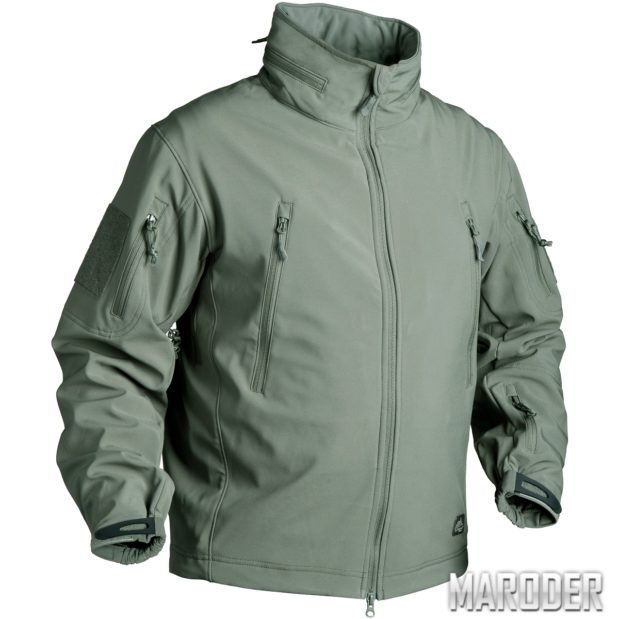 Куртка тактическая Gunfighter Soft Shell foliage green