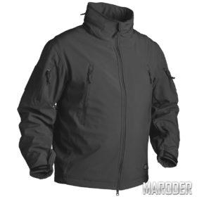 Куртка тактическая Gunfighter Soft Shell черная