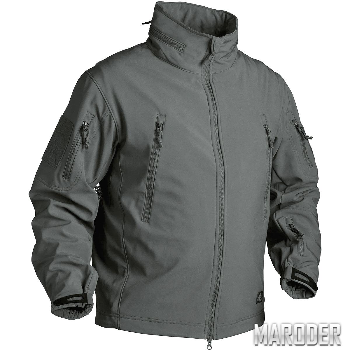 Куртка тактическая Gunfighter Soft Shell Shadow Grey
