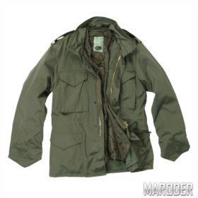 Куртка M65 с подстежкой. Олива