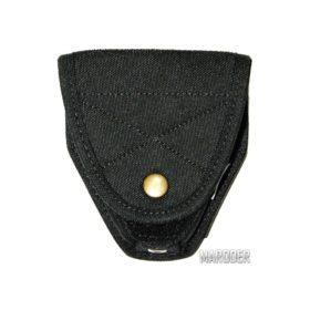 Подсумок для наручников синтетический Черный