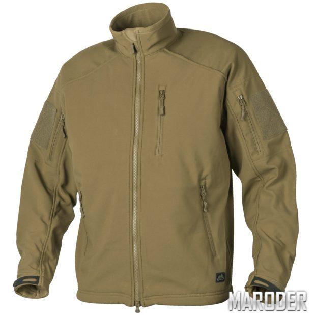 Куртка тактическая Soft Shell Delta Tactical Coyote