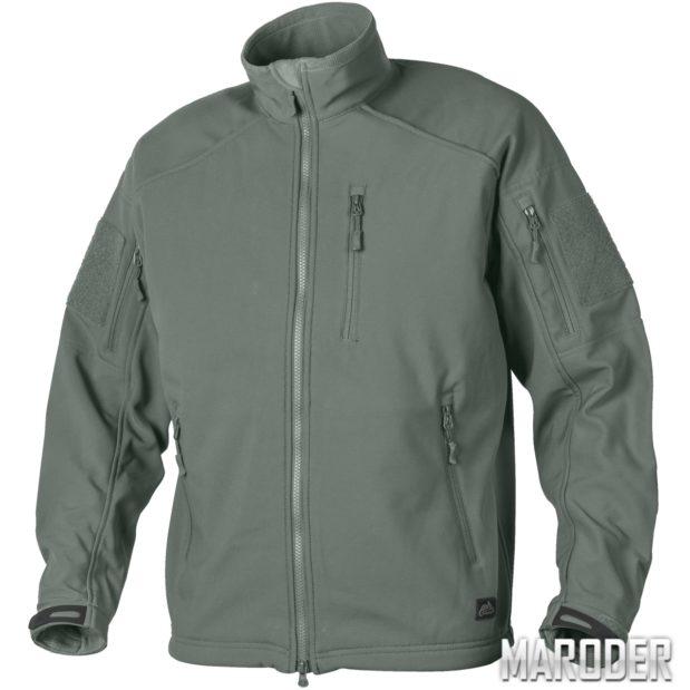 Куртка тактическая Soft Shell Delta Tactical Foliage Green